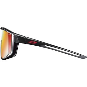 Julbo Fury Reactiv Performance 1-3 LAF Sunglasses, black translucent/black